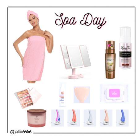 At home spa day http://liketk.it/3agwm #liketkit @liketoknow.it #StayHomeWithLTK #LTKbeauty #LTKunder50