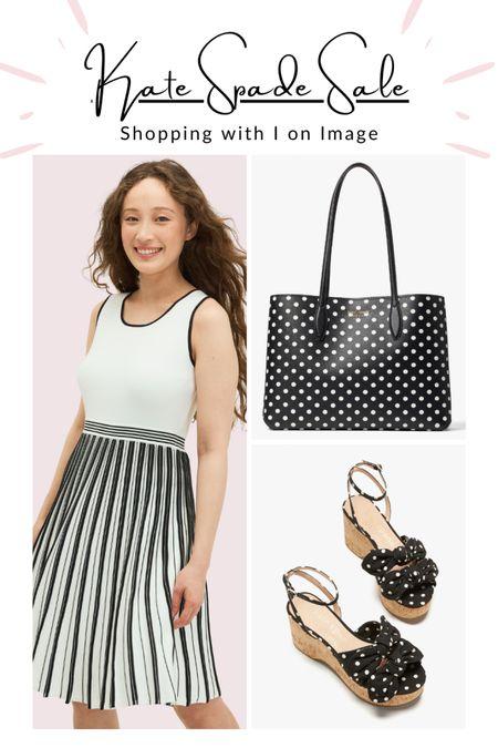 Kate Spade summer sale alert: Black and white playful and flirty elegance 🖤🤍🖤🤍🖤🤍   #LTKsalealert #LTKeurope #LTKstyletip