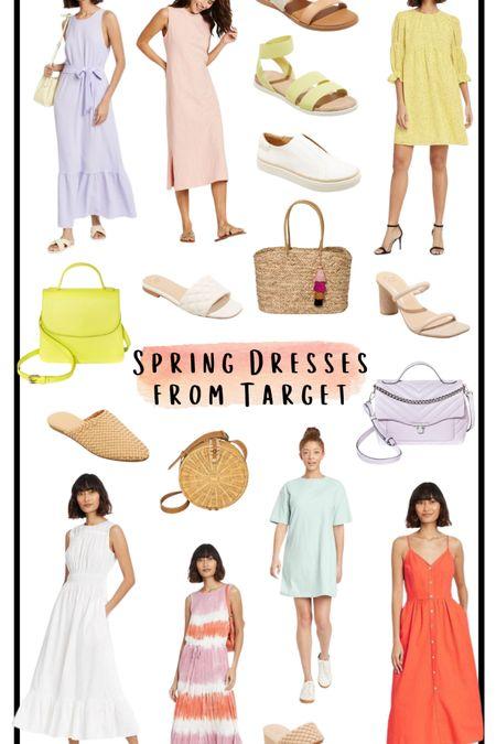 Target fashion, target style, spring dress, wedding guest dress, dresses, spring outfit. #LTKSeasonal #LTKunder50 #LTKstyletip #liketkit @liketoknow.it http://liketk.it/39QTV