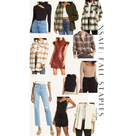 #NSALE Fall fashion picks   #LTKsalealert #LTKunder50 #LTKstyletip