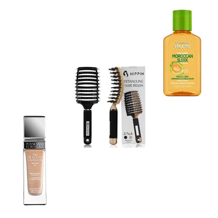 More beauty items I use and love! That foundation is discontinued but can still find it on amazon