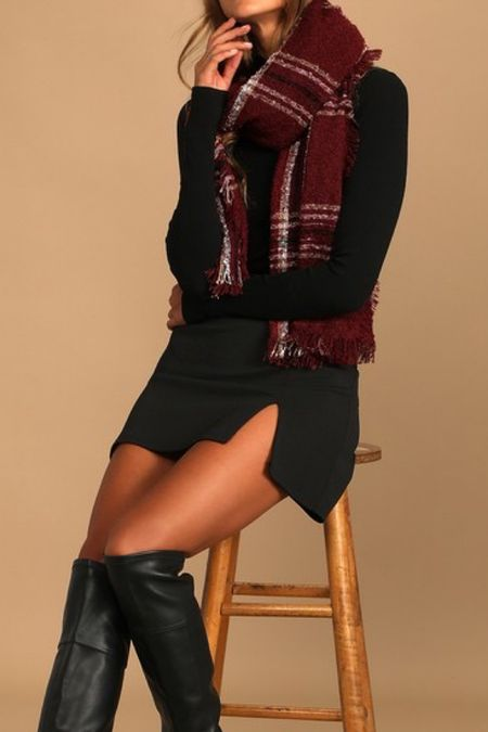 Big cozy must have scarf 🧣   #LTKstyletip #LTKHoliday #LTKSeasonal