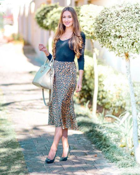Satin skirts http://liketk.it/3biUP #liketkit @liketoknow.it #LTKSpringSale #LTKstyletip