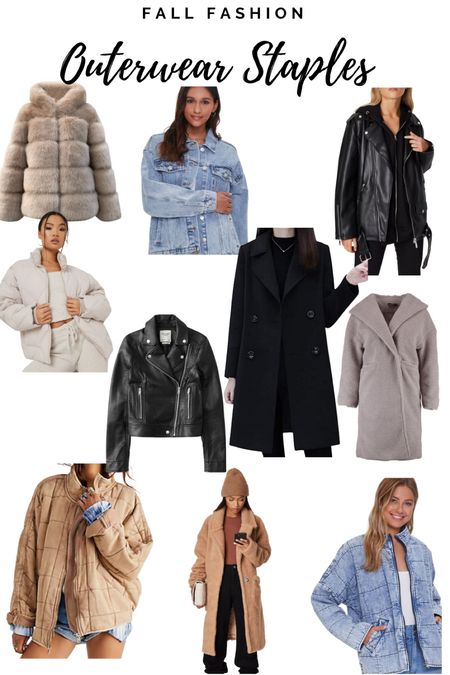 A Nordstrom sale item and your must have outerwear staples for fall and winter!!   #LTKstyletip #LTKsalealert
