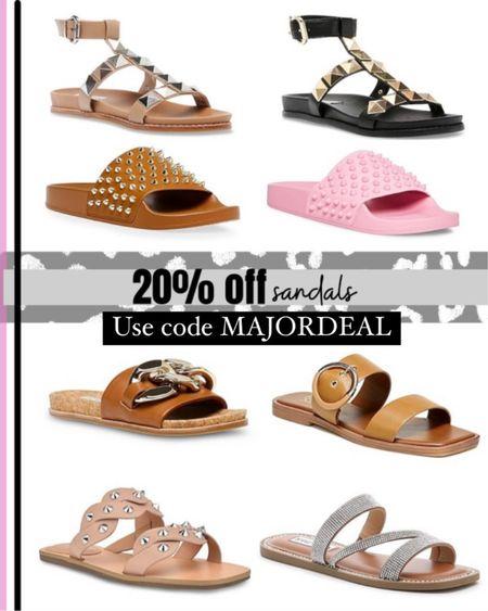 Sandals 20% off with code MAJORDEAL http://liketk.it/3hZbO #liketkit @liketoknow.it #LTKshoecrush #LTKsalealert