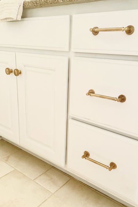 The beauty is in the details! Totally scored on this gorgeous and inexpensive hardware drawer pulls and cabinet knobs from #wayfair   #LTKhome #LTKSeasonal #LTKfamily