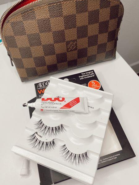 False Lash Products I Love   #LTKbeauty #LTKunder100 #LTKunder50