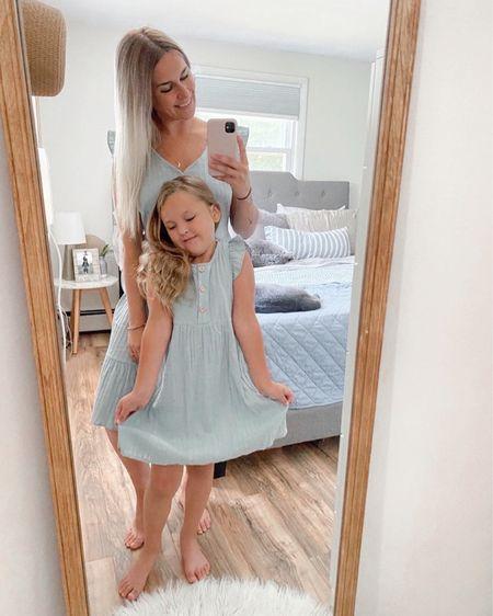 Mommy & Me matching dresses (summer, spring, or even fall appropriate) http://liketk.it/3jkGl #liketkit @liketoknow.it #LTKfamily #LTKkids #LTKstyletip