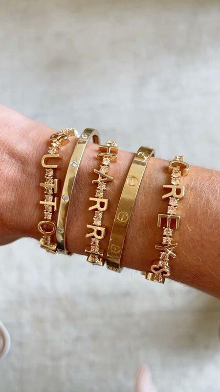 New custom bracelets! Under $100!  #LTKunder100