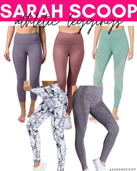 Comfy and cheap athletic leggings anyone? Amazon got you the best deals! . . . . #leggings #clothes #athletic #amazon #sporty #deal #sale #fashion  #LTKunder50 #LTKstyletip #LTKfit