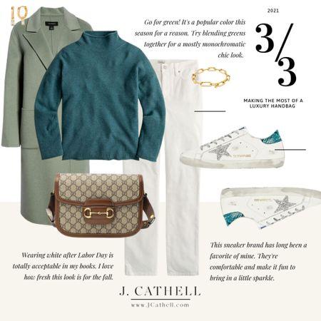 Make the most of your handbag luxury investment! Tonight I'm sharing three casual ways to wear one of my favorite classics. Which classic handbag is your favorite?    #LTKSeasonal #LTKshoecrush #LTKstyletip