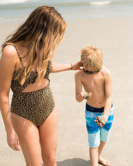 I had gotten a ton of questions about this leopard print swimsuit...just realized it's on sale (and almost sold out!). Links available via the @liketoknow.it app!  //  http://liketk.it/2C4H2 #liketkit #LTKswim #LTKsalealert @liketoknow.it.family #leopard #leopardprint #swimsuit #leopardswimsuit #cutoutswimsuit #marahoffman