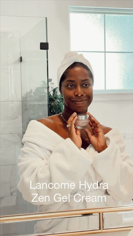 AD  Sharing my monthly favorites from @Lancome today! The skincare is where it's at, the Hydra Zen cream is my top pick! It smells amazing, absorbs quickly but still moisturizes my super dry skin! Shop all of my favorites here💁🏾♀️   #LTKbeauty