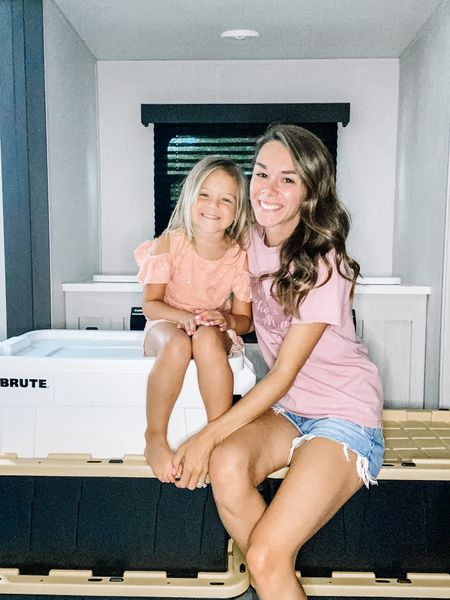 We love these tough storage bins for packing and storage. They stack nicely in the back of an suv or truck bed. They are waterproof and great for garage storage as well.   #LTKtravel #LTKunder50 #LTKhome