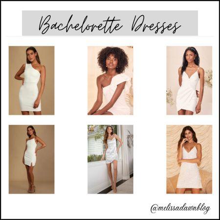 Bachelorette dresses, bride to be   #LTKwedding #LTKstyletip #LTKunder100