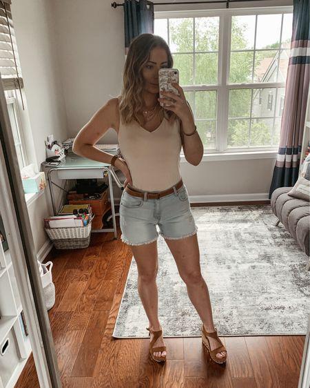 Love the Express body contour collection!! I can now wear my favorite bodysuit with shorts ☀️  http://liketk.it/3g9rw #liketkit @liketoknow.it   #LTKsalealert #LTKstyletip #LTKunder50