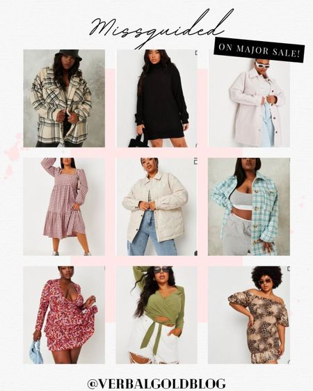 missguided ltk day sale - ltk sale favorites - plus size fashion - plus size dresses - sweater dress - curvy fashion - shackets - free people dupes - travel outfits - vacation outfits - fall outfits for women - plus size jackets - plus size outfits  #missguided #sale   #LTKcurves #LTKsalealert #LTKSale