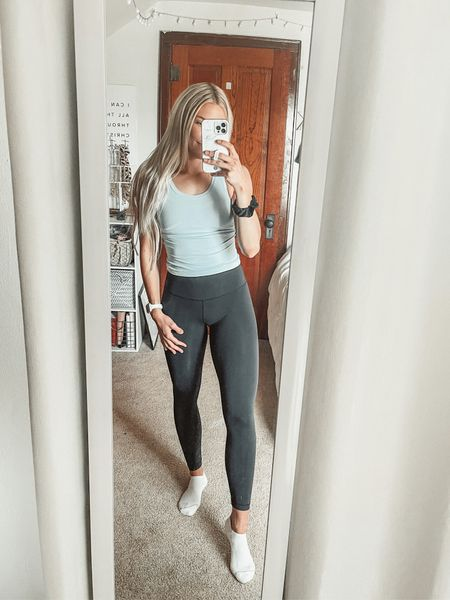 """Today's gym OOTD 