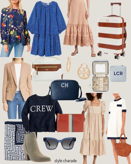 Travel outfits, weekender bag, fall outfit ideas, fall sweaters   #LTKworkwear #LTKunder100 #LTKstyletip