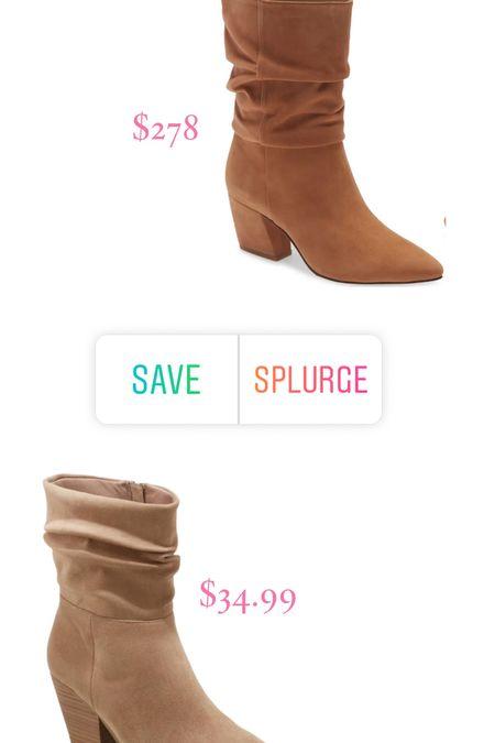 Slouch booties , Target finds, target deals   #LTKunder50 #LTKunder100 #LTKshoecrush