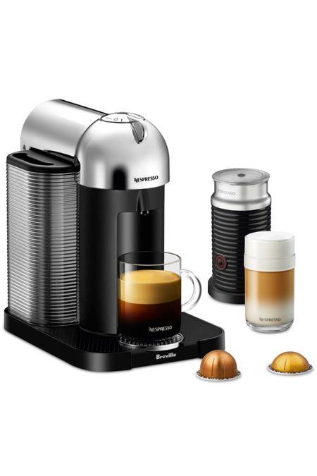 Nespresso Machine Sale Coffee latte espresso Starbucks    #LTKsalealert #LTKhome #LTKGiftGuide