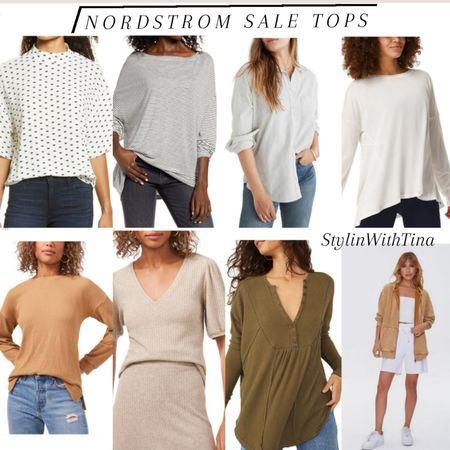 Nordstrom sale tops. My fav picks http://liketk.it/3jAaa #tops#sweater #casualtop #LTKsalealert #LTKstyletip #LTKunder50 #LTKunder100 #LTKfamily #LTKworkwear #LTKtravel #LTKbeauty #LTKwedding #LTKfit @liketoknow.it #liketkit