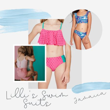 Lilli's swim suits are the absolute cutest! Two are from Target and the other from Coral Reef Swim. Such good prices and high-quality! #LTKspring #LTKfamily #LTKkids @liketoknow.it.family http://liketk.it/2KKH9 #liketkit @liketoknow.it