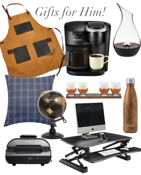 Gifts for Him! #giftsfothim #ad Rounded up gifts from @walmart for the men in your life! #WalmartHome   #LTKmens #LTKGiftGuide #LTKHoliday