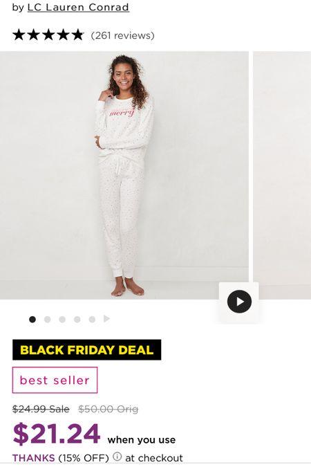 The softest pajamas!!! They feel like butter☁️☁️ So many cute styles too, Black Friday deal under $22 with code THANKS 🙏  . .  http://liketk.it/32cMa #liketkit @liketoknow.it #LTKgiftspo #LTKsalealert #LTKunder50 #pajamas #christmaspajamas #christmaspjs #holidaypajamas #comfy #loungewear #giftsforher #giftidea