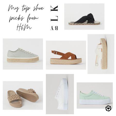 My favorite Shoe pics from H&M  All super versatile    @liketoknow.it #liketkit #LTKunder50 #LTKshoecrush http://liketk.it/3f3tT