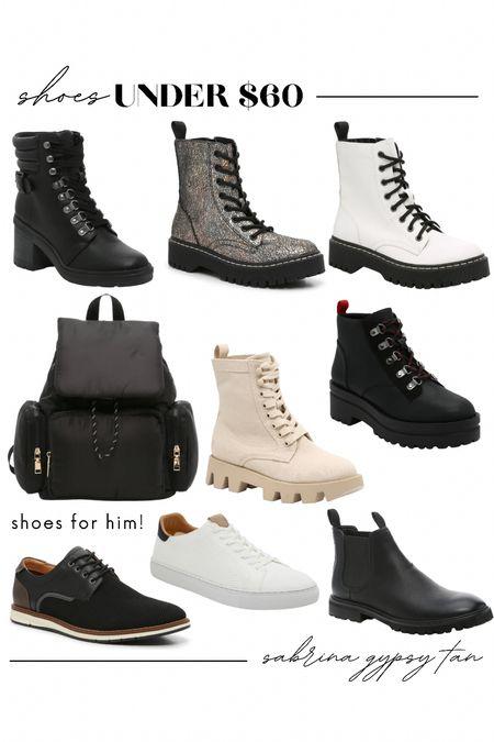 DSW fall shoes   #LTKmens #LTKstyletip #LTKunder50