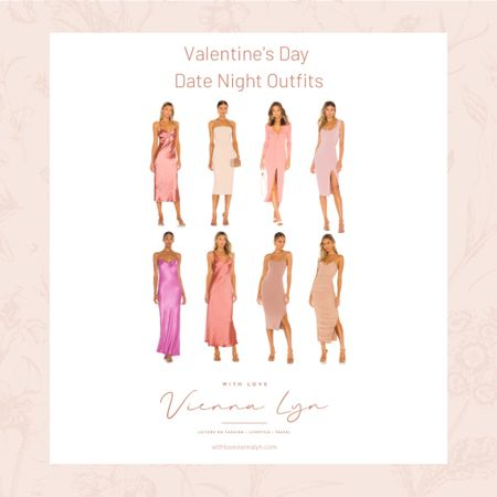 Looking for the perfect Valentine's Day outfit? Here are 8 romantic Valentine's Day outfits for inspo!  #LTKSeasonal #LTKVDay #LTKstyletip