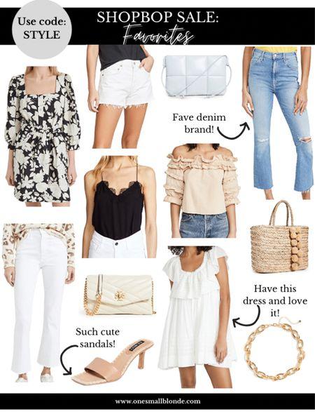 Shopbop SALE favorites!   #LTKsalealert #LTKstyletip #LTKunder100