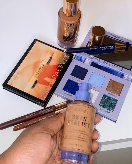 Nabla Cosmetics newest Cutie Collection, see detailed review on www.suyenfrazer.nl  #LTKbeauty #LTKunder50 #LTKeurope