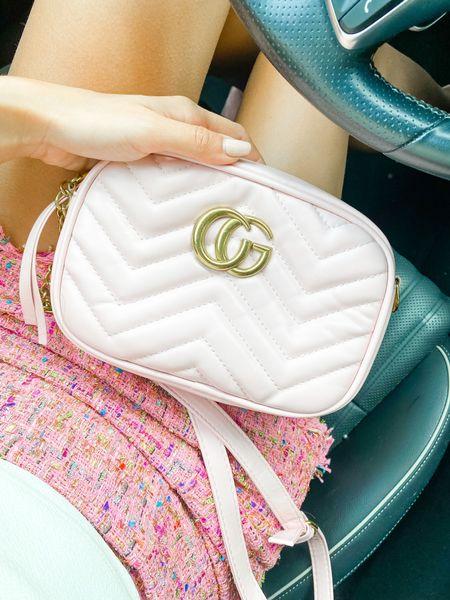 Gucci inspired bag!   #LTKsalealert #LTKstyletip #LTKitbag