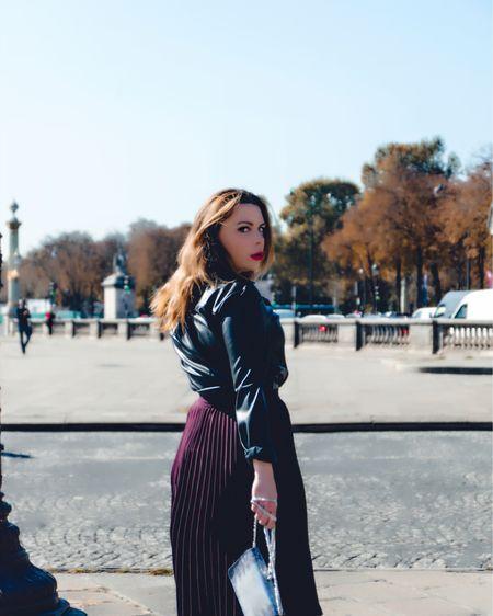 Paris Fashion week day 2 http://liketk.it/2xvQt #liketkit @liketoknow.it #LTKxPFW #LTKeurope Shop your screenshot of this pic with the LIKEtoKNOW.it app