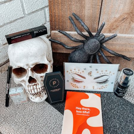 Walmart Halloween Beauty Box now available to order for only $9.98! Get that perfect look for the holidays! #walmartbeauty #walmartstyle #walmartbeautyfinds #walmartbeautybox #walmartbeautyboxpartner  #LTKbeauty #LTKHoliday #LTKSeasonal