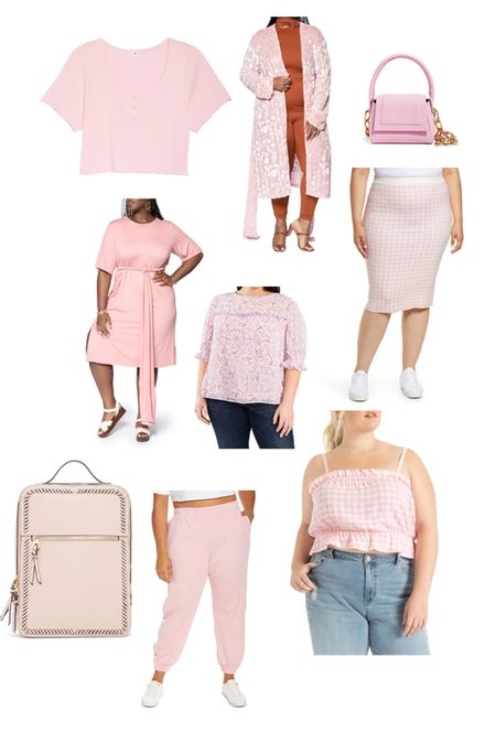 Pink inclusive fashion from Nordstrom . . .  #liketkit @liketoknow.it  #pink #plussize #plussizestyle #plussizefashion #nordstrom #pinkaesthetic http://liketk.it/3by6L