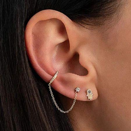 Ear candy! I get so many compliments on my ear cuff! http://liketk.it/3giWJ #liketkit @liketoknow.it #LTKstyletip #LTKbeauty #LTKtravel