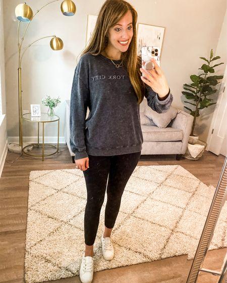 Graphic sweatshirt  Lounge sweatshirt // thin sweatshirt // loungewear // lounge top // fall loungewear // fall sweatshirts // affordable sweatshirts // New York City sweatshirt // casual style // casual sweatshirt // comfy sweatshirt // affordable style // affordable loungewear // target style // target fashion finds // target finds // target sweatshirts // target loungewear // target graphic sweatshirt    http://liketk.it/2WT2m #liketkit @liketoknow.it #LTKstyletip #LTKunder50 #LTKsalealert