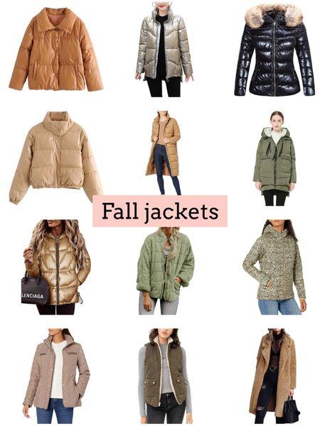 Fall jackets   #LTKSeasonal #LTKunder50 #LTKtravel