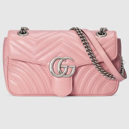 Hello lover!!!! ❤️❤️❤️❤️ this pink Gucci bag is soooo good!! http://liketk.it/3jUE2 #liketkit @liketoknow.it #LTKitbag #LTKstyletip #LTKworkwear @liketoknow.it.family Shop your screenshot of this pic with the LIKEtoKNOW.it shopping app @liketoknow.it.europe