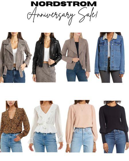 Nordstrom Anniversary Sale! (2021) A few tops & jackets linked. @liketoknow.it http://liketk.it/3jTtc #liketkit #LTKsalealert #LTKstyletip #LTKunder50 #nsale #nordstromsale