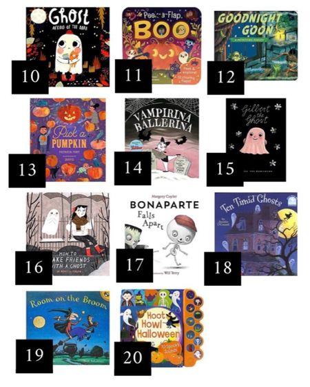 These Halloween books not only have beautiful graphics that's keep your kids enchanted in the Magic of Halloween but incredibly cute story lines that keep you coming back for more! Screenshot this pic to get shoppable product details with the LIKEtoKNOW.it shopping app http://liketk.it/2X8wz  #liketkit @liketoknow.it @liketoknow.it.family #StayHomeWithLTK #LTKunder50 #LTKkids