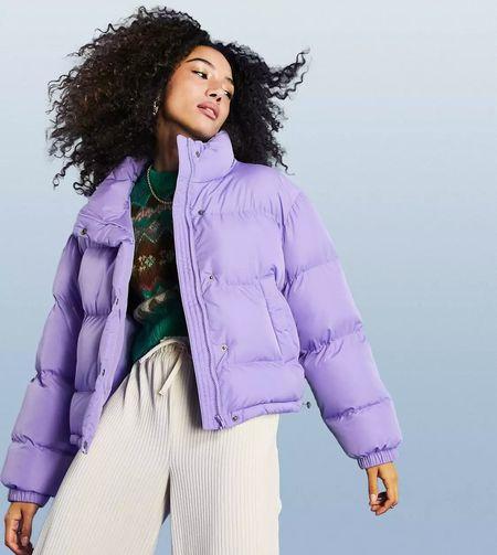 Cold weather essentials from ASOS! #LTKSeasonal #LTKunder100 #LTKstyletip