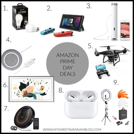 Amazon PRIME DAY technology sales and deals. http://liketk.it/3hWZD #liketkit @liketoknow.it