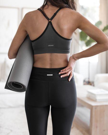 Leggings and sports bra sale, 20% off with 2+ items purchased, Athleisure finds, comfy leggings, sports bra, medium support sports bra, spring fitness finds, StylinbyAylin @liketoknow.it #liketkit http://liketk.it/3hjdi                                                                   #LTKfit #LTKstyletip #LTKsalealert