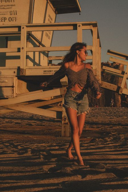 My 'chasing the sunset out' outfit  #LTKsalealert #LTKunder50 #LTKstyletip