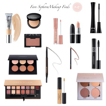 Everyday Makeup Faves from Sephora✨  http://liketk.it/3cutd #liketkit #LTKbeauty #LTKSpringSale #LTKsalealert @liketoknow.it