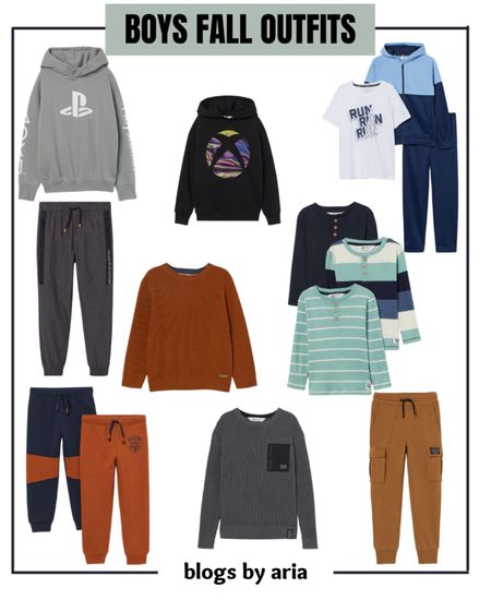 Affordable boys clothes for fall.  Boys outfit ideas  Kids clothes   #LTKSeasonal #LTKfamily #LTKkids